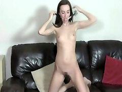 Sophia Smith Self Gag Demo