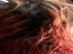 red head blow job