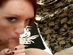 Cutie Madison Jaunų paketus savo burną su anal gas noice čiulpti sunku