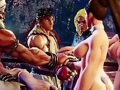 Street fighter v nude mods