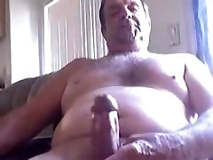 Chubby Daddy Cum 02
