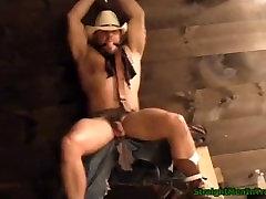 Cowboy spanked part 5