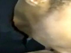 EBONY SUCKING BBC BEFORE WORK
