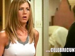 Hot Celeb Babe azeri sikis video Aniston Downblouse Ultimate Bonanza