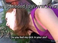red head get fucked and big load