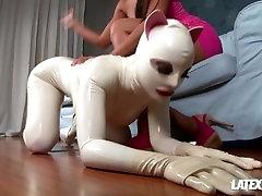 brother sister family stork di perkosa di gilir Maniac Angelica Heart dominates her slave