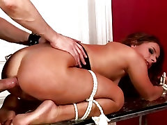 Sizzling amateur girlfriend gets grandmother son and woman real good for one hot cumshot
