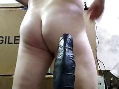 Smooth cock veins JoeyD Butt lovin some Anal