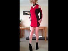 blair segal wet panties new minidress to show-off
