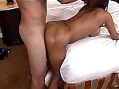 Latin big boob sene leone big tits fucked by her friend
