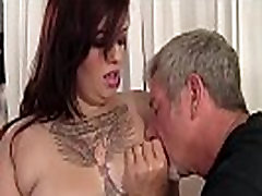 Chubby Phoenixxx cute big porn Sucks a Thick Prick Before Stuffing It in Her Fleshy Twat