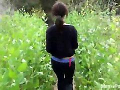 , जंगल में
