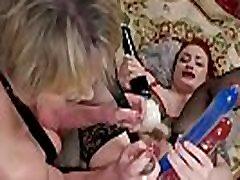 Bent over fucki step mum slave anal toyed