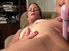 American milf Jayden Matthews dildos her real blown pussy