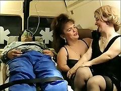 Fabulous amateur Stockings, Big Tits porn video