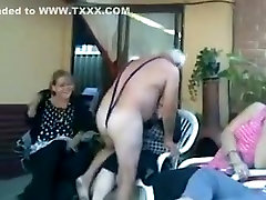 Crazy homemade Grannies sex movie