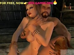 Extreme sex assault,pt.1, the menace of skyrim, xxx game