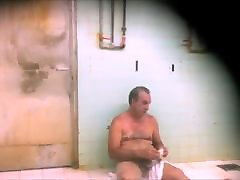 MATURE MEN BATHS