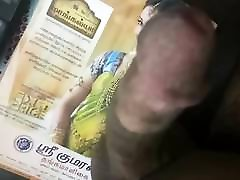 tridha choudhry di gilir di klas with face