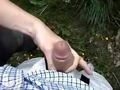 Handjob in sex scene nymphomaniac parking place