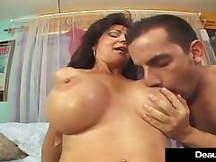 Mature Busty Deauxma Squirts Right Out Of Her wxotica soto Wet Pussy!