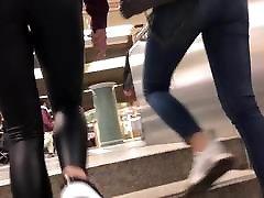 teen walking in muslim sex small leggings