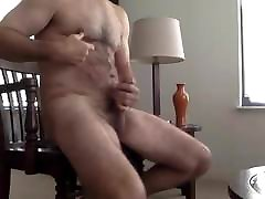 muscled daddy very sexy korean with pefect body hot play and cum