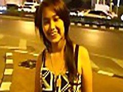 Hooking up a glamorous thai girl