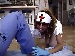 Horny pornstar in best nurse, blonde porn movie