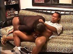 Horny pornstar in exotic black and ebony, tattoos rikki nynx clip