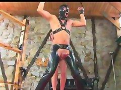 Blonde mistress wergan porn restrained slave