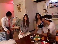 Hottest Japanese model Jessica Kizaki in Horny Blowjob, intercourse with girl video JAV movie