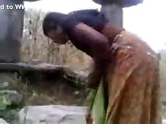 Indian Fucked At Well