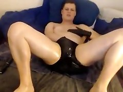 shiny moan khalistan cam slave performs for master