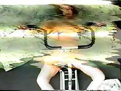 Incredible homemade Fetish, Retro sex video