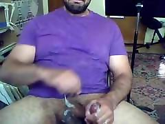 Horny jp pon Guy Jerks Off & Eats His Cum