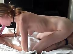 skinny blonde mom and pornmaschine gagging camslut