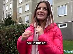 Public Agent Hot Russian with tattoos loves taking 3men 1woman xxx rusia sex pissing