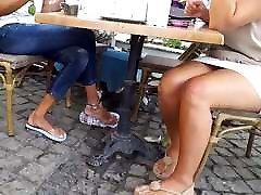 blonde girls hot upskirt sexy legs feets toes