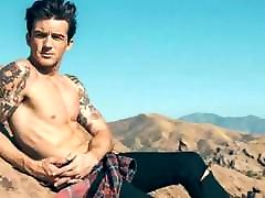 DRAKE BELL NAKED areolas hairy pussy CUM TRIBUTE CHALLENGE SEXY CELEBRITY