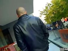 vaikinas susitvarko ir fucks jos riebalai šiknius