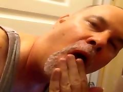 Straight Stud Unloads After Work. A Glory Hole Video.