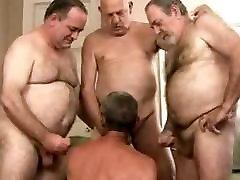 Old Daddies Cocksucking Party