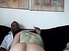 Japanese young bbw gets black dick