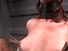 Intense bdsm tender babs com and anal fisting with marvelous hot babe!