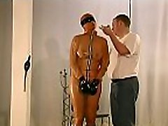 Woman plays by man&039s rules in sadomasochism xxx non-professional show