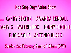 Shebang.TV Orgy Roast LIVE in HD