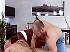 Cute twink gets a lusty massage from impressive sex hd 2 man