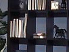 kalė su seksualinio makiažas suteikia galvą prieš užvažiuoti stambusis lazdele