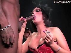 Emma Butt Interracial Smoking Sex 1 pt 1